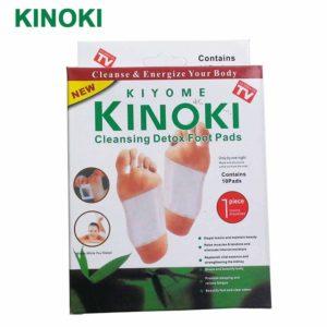 Detoxikační náplasti na nohy