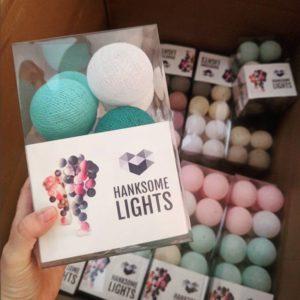 Hanksome Lights