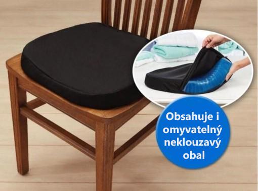 Podsedák pro ergonomické sezení