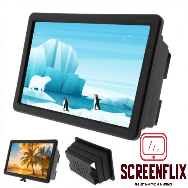SCREENFLIX® Zvětšovač obrazovky