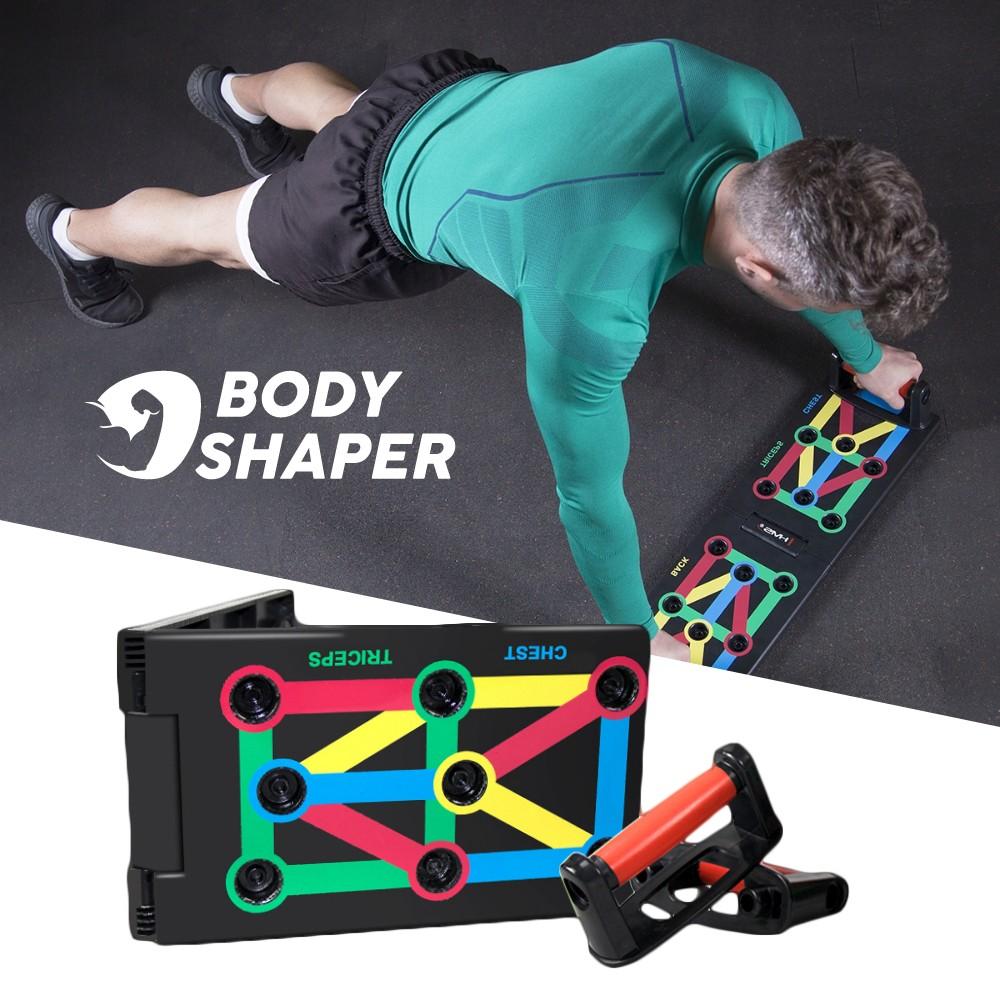 BODY SHAPER® Deska na kliky