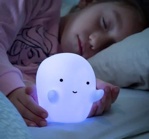 Noční lampa duch Glowy