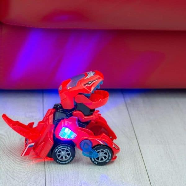 Dinosauří auto